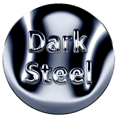 Dark Steel Icon Pack