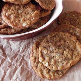 Cowboy Oatmeal Cookies.