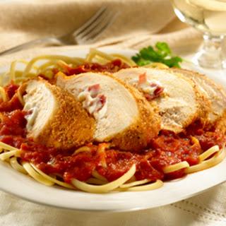 Italian Chicken Rollatini.