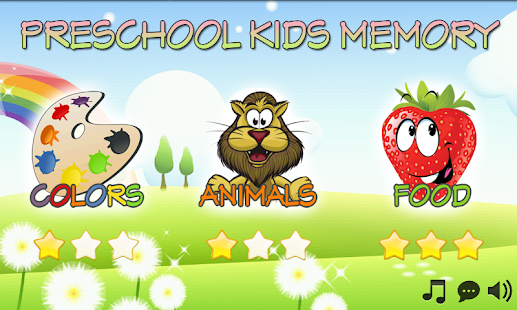 Kids Memory Games Free - screenshot thumbnail