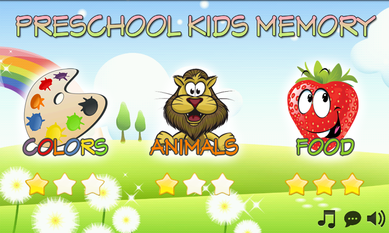 Kids Memory Games Free - screenshot