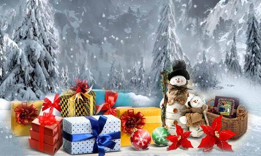 크리스마스 선물 목록