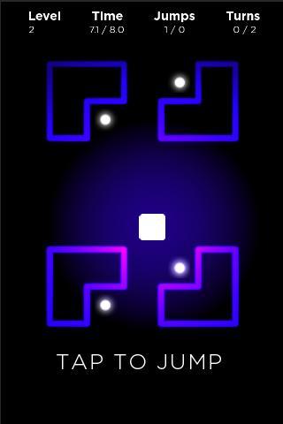 Neon Zone FREE screenshot #5