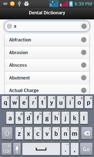 玩免費醫療APP|下載Dental dictionary app不用錢|硬是要APP