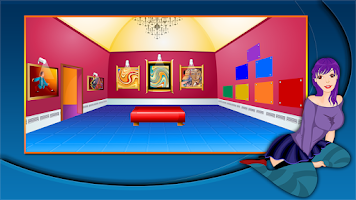Screenshot of Art Gallery Escape