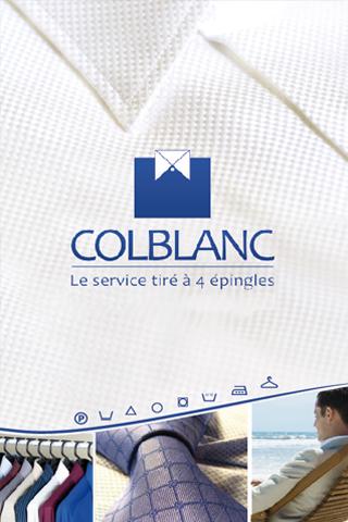 Colblanc Pressing Paris