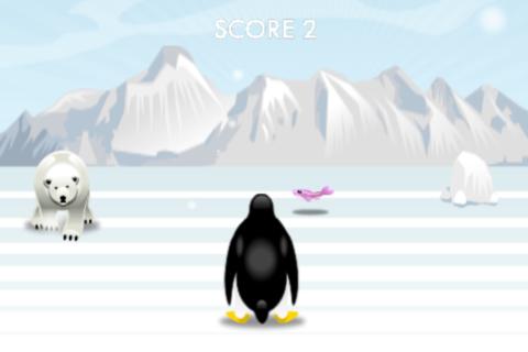 Penguin Escape 3D
