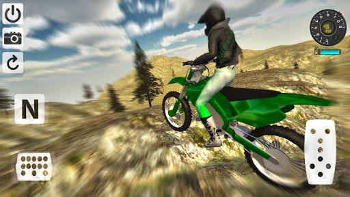 Cross Motorbike Jump 3D