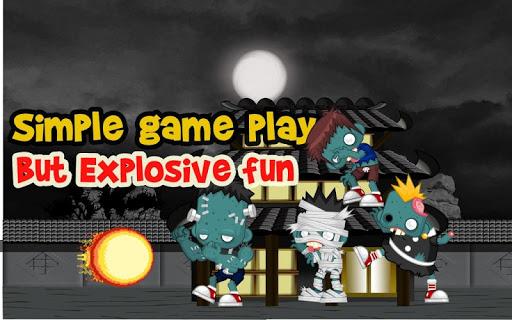 DBZ Dragon Saiya VS Zombie