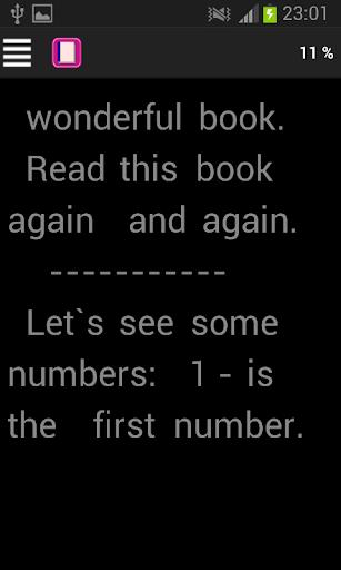 Jam Reader