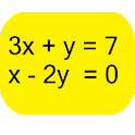 Linear Equations (Light) logo