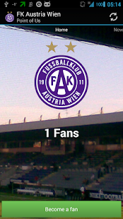 Point of FK Austria Wien - screenshot thumbnail