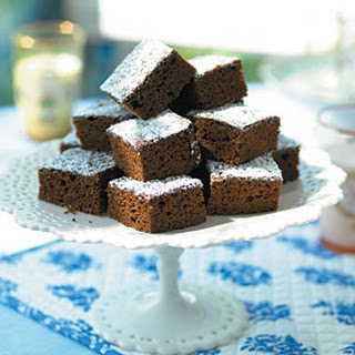 Gingerbread Squares