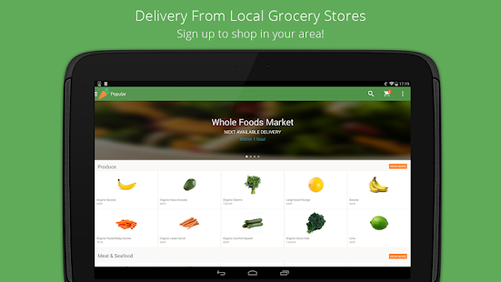 Instacart: Grocery Delivery Screenshot 13