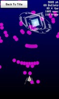 Screenshot of Bullet Benchmark