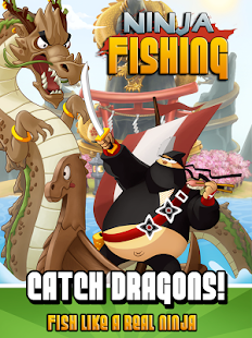 Ninja Fishing- screenshot thumbnail