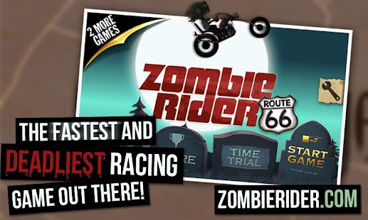 Zombie Rider Free - screenshot thumbnail