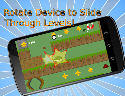 Turtle Slide Game - screenshot thumbnail