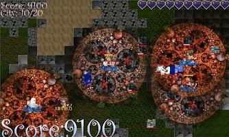 Screenshot of Universe Farm QB☆Magica