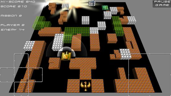 免費街機App|Tank 1990 3D (Battle City)|阿達玩APP