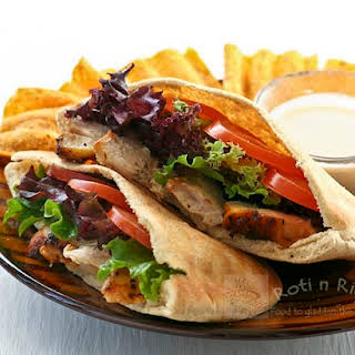 Chicken Pita Pockets Recipes.