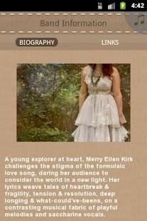 Merry Ellen Kirk- screenshot thumbnail
