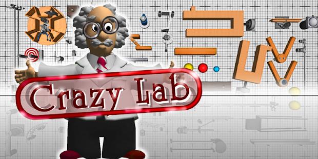 Crazy Lab FULL