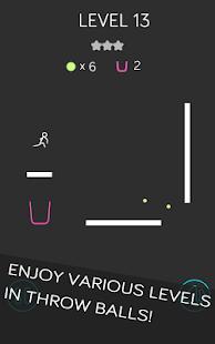 Throw 100 balls into the cup 街機 App-愛順發玩APP