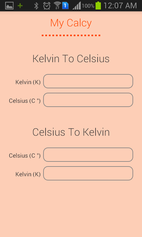 Unit converter android apps on google play for 0 kelvin to celsius conversion table