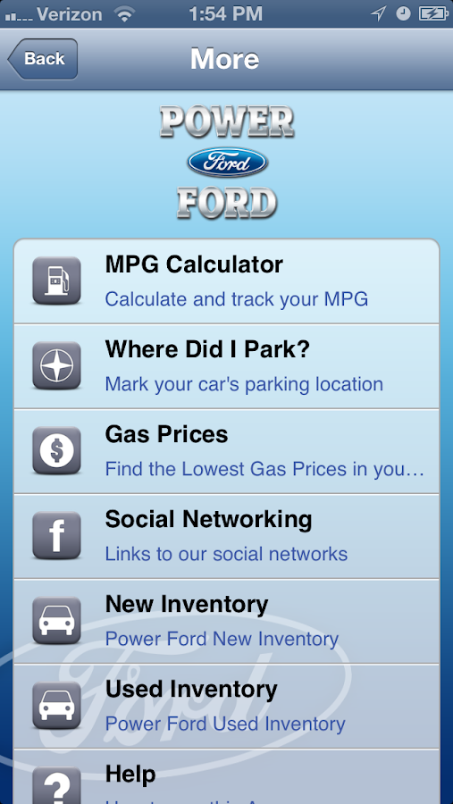 power ford albuquerque android apps on google play. Cars Review. Best American Auto & Cars Review