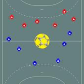 Tactic Board Handball