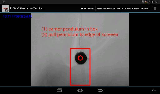 【免費教育App】iSENSE Pendulum Tracker-APP點子