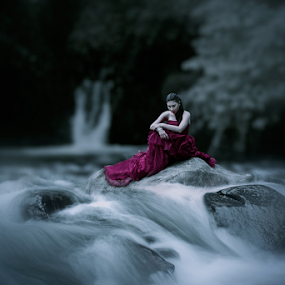 Fairy Song by Joey Bangun - People Portraits of Women