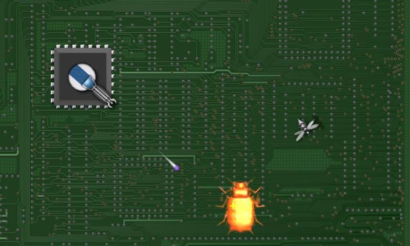Attacking Bugs- screenshot
