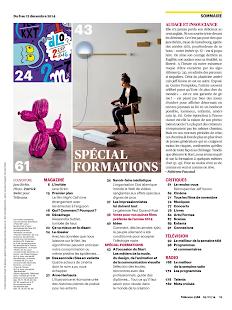 Télérama Magazine - screenshot thumbnail