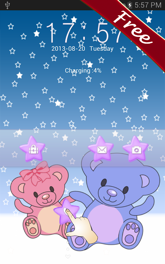 Teddy Bear Go Locker - screenshot