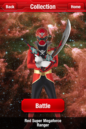 POWER RANGERS KEY SCANNER 1.1.1 screenshot 642193