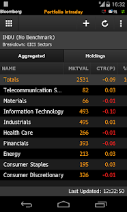 Bloomberg Professional- screenshot thumbnail