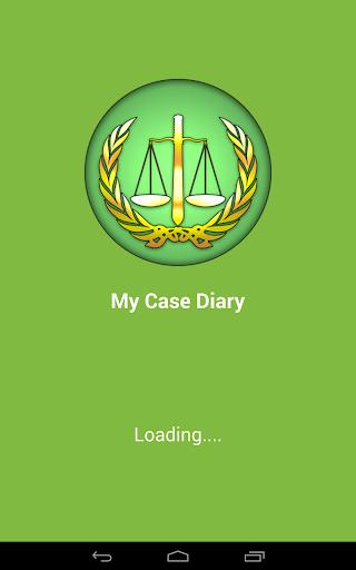 My Case Diary