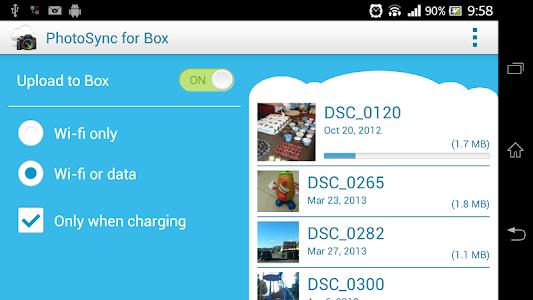 Photo Sync for Box (Uploader) v3.0.7