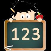 Kids Learn n Write 123 (Free)