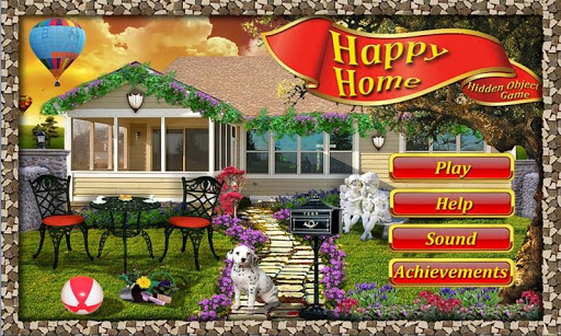 Happy Home Free Hidden Objects