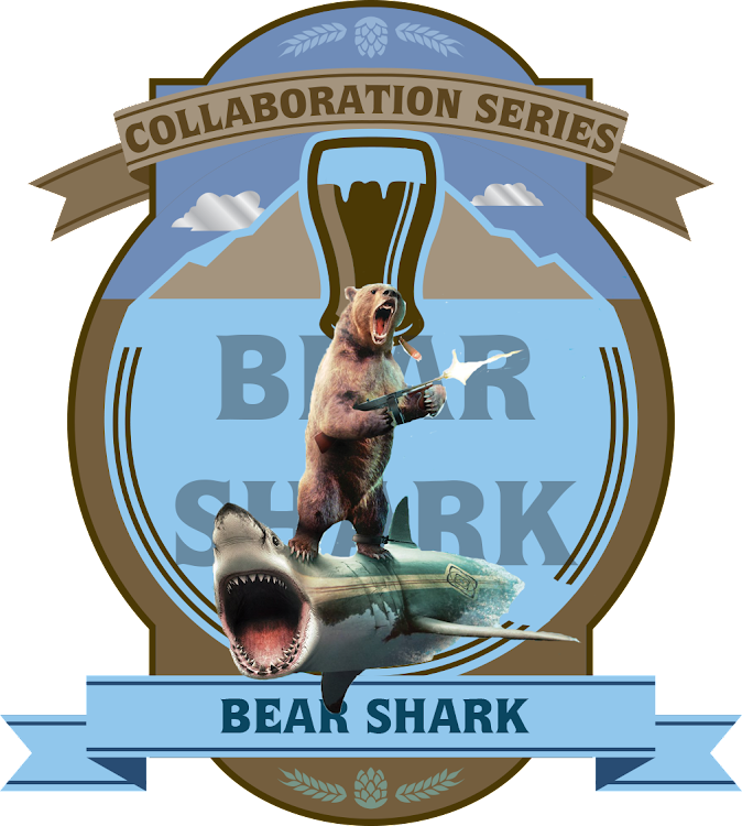 Logo of Pateros Creek Bear Shark
