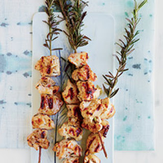 Baja-Style Rosemary Chicken Skewers