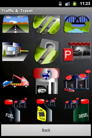Picture Dictionary (Lite) - screenshot