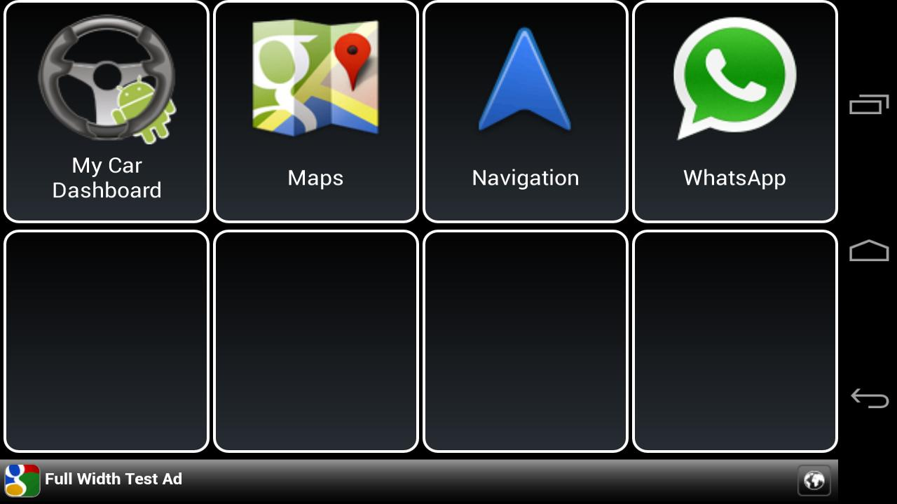 Car Dashdroid (Car Dashboard) - screenshot