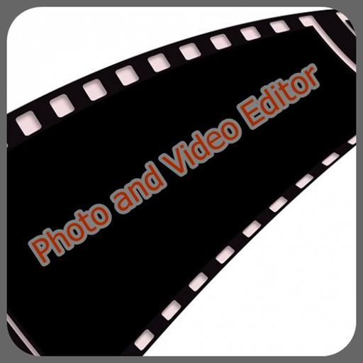 照片和視頻編輯器