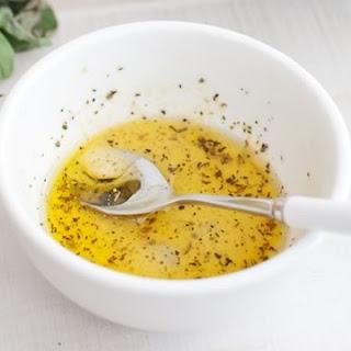 Basic Mustard Vinaigrette.