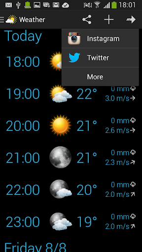 Weather View - The Weather app  screenshots 7