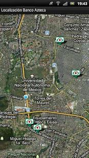 Banco Azteca Localización- screenshot thumbnail